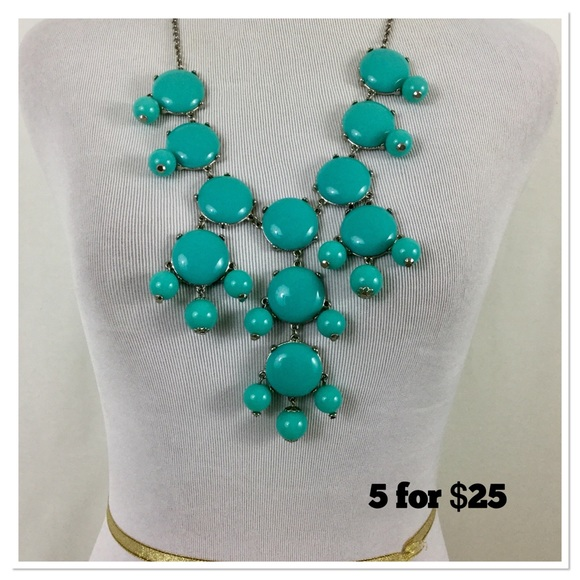 Jewelry - 5 for $25   Fashionable Necklace.